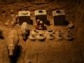 地下文物的金钟罩