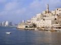特拉维夫 地中海的蓝