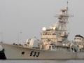 """马来西亚阅舰式""""中国血统""""军舰成主角"""