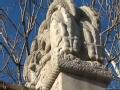 被解救的额克锡纳碑