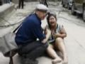 尼泊尔强震引世界关注