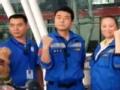 中国救援队驰援尼泊尔地震灾区