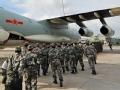 中国空军出动四架伊尔-76赴尼泊尔救灾