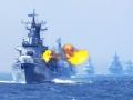 中俄海军九舰齐聚地中海演习
