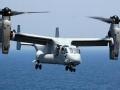 美军V-22鱼鹰又坠毁 日本印度仍要买