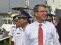 美国防长卡特访问越南