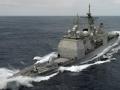 美精锐战舰接连部署日本 针对中国