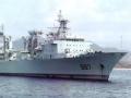 外界关注中国海军远洋补给舰