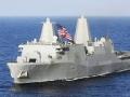 """美军舰带实弹进入南海""""巡航"""""""