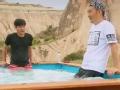 《极速前进中国版第二季片花》第四期 筷子兄弟泳池挑战被冻惨 张芸京关键时功亏一篑