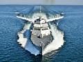 美军最新濒海战斗舰下水 成南海搅局急先锋