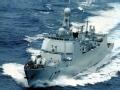中国052C驱逐舰现身与那国岛 日本舰机跟踪监视