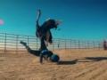 《极速前进中国版第二季片花》第七期 丁子高骑鸵鸟细询问  失平衡倒地负伤被踩