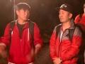 《极速前进中国版第二季片花》生死营救筷子兄弟泪奔 沙滩踩高跷踢球大战