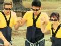 《极速前进中国版第二季片花》第八期 吴昕指挥队友泥潭营救 丁子高赞其讲得好
