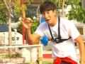 《极速前进中国版第二季片花》李光洙怕鸡尖叫 韩庚自叹不如鸡