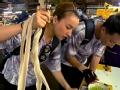 《极速前进中国版第二季片花》吴昕大胆吃虫 王太利开车撞花坛