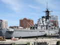 美海军与战列舰航母失之交臂