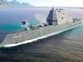 美军第二艘DDG-1000接近完工 目标是谁