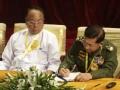 缅甸全国停火协议签署 和平大门终打开