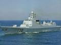 那些曾在南海遭遇美舰的中国军舰