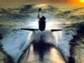 """美军航母遭中国潜艇""""追踪"""""""