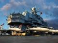 航母密档 多国加紧建造航母