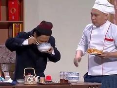 宋小宝小品《吃面》 吃霸王餐被辣哭