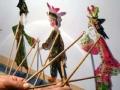 古皮影 镂刻400年