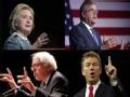 美国大选 圈外人VS政治精英