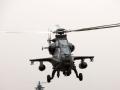 武直-10惊艳亮相巴基斯坦阅兵式