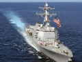 阿利·伯克级驱逐舰成美军闯南海主力