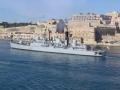谢菲尔德级驱逐舰曾与中国擦肩而过