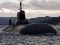 探秘世界最大核潜艇 俄罗斯台风级核潜艇