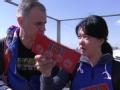 《极速前进中国版第三季片花》金星极速赛场表现鬼畜 扬言要杀了德国蠢男人