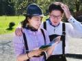 《极速前进中国版第三季片花》霍启刚曝追郭晶晶细节 苦练中文制造机会当跟班