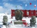 中国南极征程(二) 首建长城站