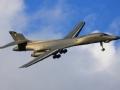 """美军B-1B轰炸机部署关岛将赴南海""""巡航"""""""