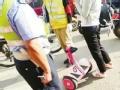 《搜天下片花》北京:平衡车滑板车上路开始罚款