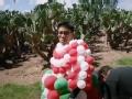 《极速前进中国版第三季片花》第九期 霍启刚穿可爱气球装奔溃 刘翔出主意遭刘畅嫌弃