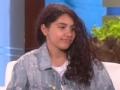 《艾伦秀第14季片花》第三期 阿莱西娅展歌喉惊艳全场 艾伦变粉丝激动送礼