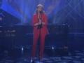 《艾伦秀第14季片花》第五期 席琳唯美演唱recovery 现场观众欢呼不断