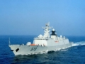 中俄军演上曾现身的驱逐舰
