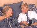 《艾伦秀第14季片花》第十三期 凯特携爸爸拍片很感动  与艾伦卖萌玩自拍