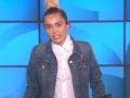 《艾伦秀第14季片花》第十八期 麦莉代班艾伦再秀超萌猫咪 模仿艾伦热舞遭嘲笑