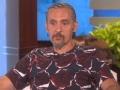 《艾伦秀第14季片花》第十九期 约翰发型奇特遭艾伦嫌弃 自曝酷爱豹纹款取暖器