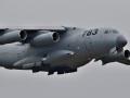 军迷热议我运-20媲美美军C-17运输机