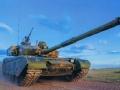 """军迷热议99A坦克堪比美军""""艾布拉姆斯""""坦克"""