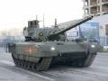 """陆战之王 俄罗斯新锐主战坦克""""阿玛塔"""""""