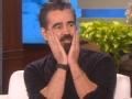 《艾伦秀第14季片花》第二十八期 科林提戒烟秒变娇羞 艾伦吐槽科林生日未邀自己